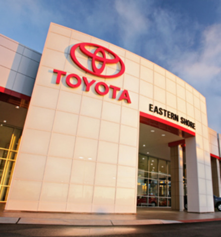 I started working at Eastern Shore Toyota as a Greeter