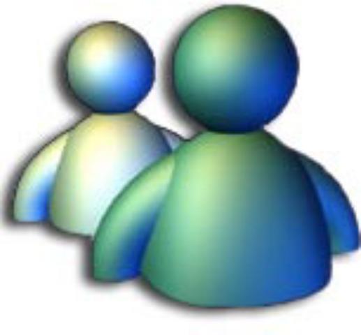 Mi primer cuenta de MSN