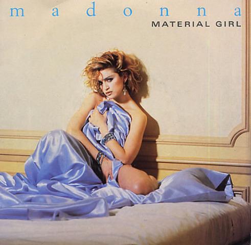 Madonna-Material Girl