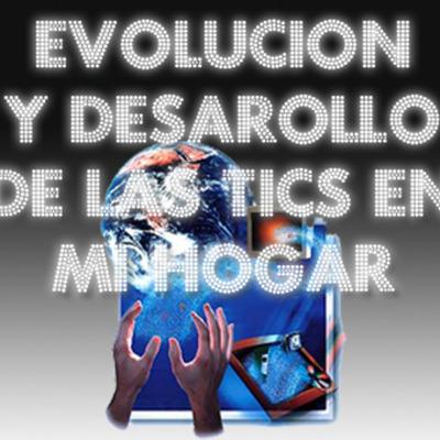 Evolución y desarrollo de las TIC´s en mi hogar por Francisco Martín Romera. timeline