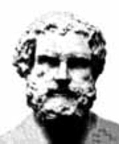 Democritis, Greece  400 BC