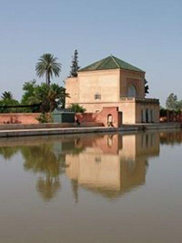 Salida y llegada a Marrakech