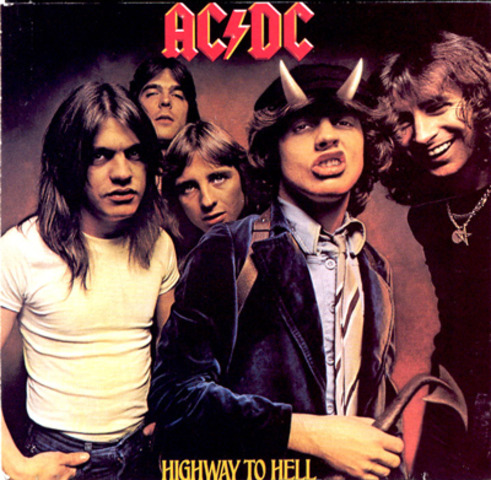 AC/DC- It's A Long Way To The Top