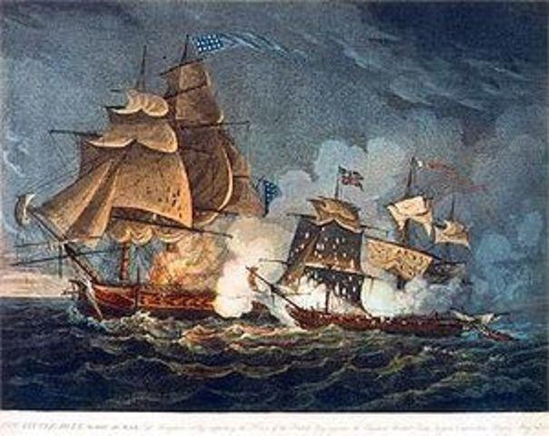 War of 1812 end date in Brisbane