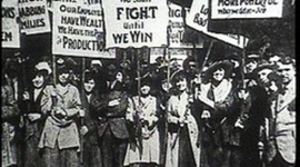 Labor Union History timeline