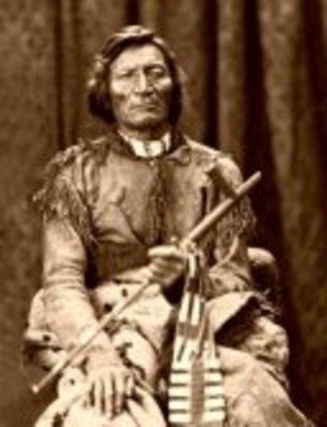 Massacre of northern Cheyennes at Fort Robinson, Nebraska