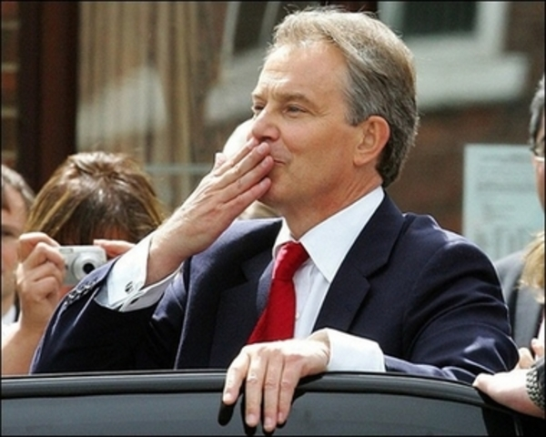 Good-bye Prime Minister Blair
