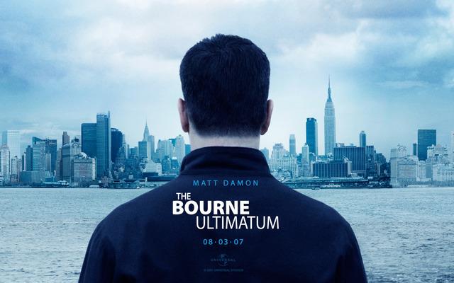 Bourne Ultimatum
