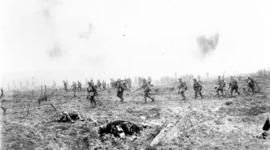 La Première Guerre Mondiale à la maison timeline