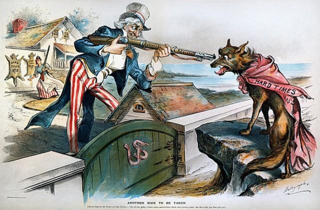 Panic of 1893 (1)