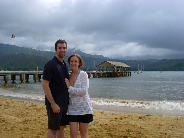 Honeymoon in Kauai