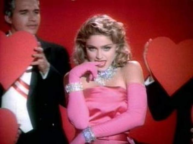Madonna- Material Girl