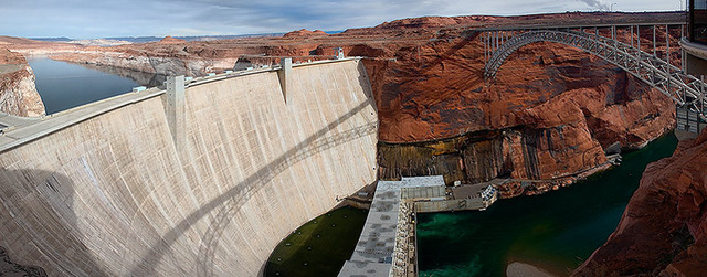 Hydroelectricity is used for Farmiing