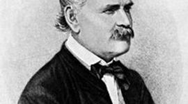 Ignacio Felipe Semmelweis (Semmelweiss Ignác Fülöp) timeline