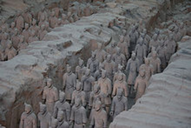 Descovery of The Terracotta Army