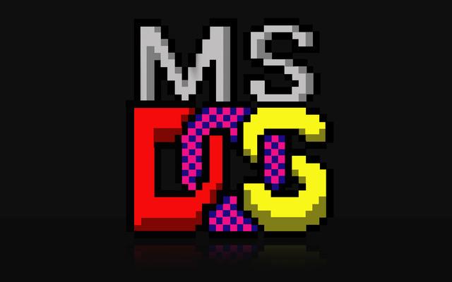 Microsoft ingresa al mercado con el sistema operativo Microsoft DOS (MS-DOS)