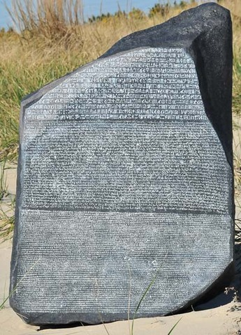 1799 Rosetta Stone Discovered