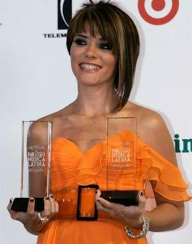 Gana Premio Billboard