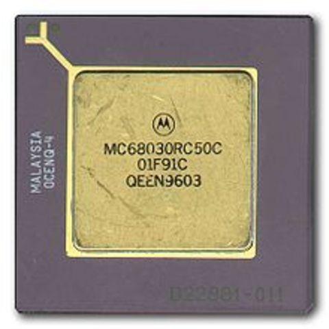 MOTOLOLA 68030