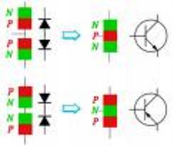 Advance - Bell Labs - Transistor