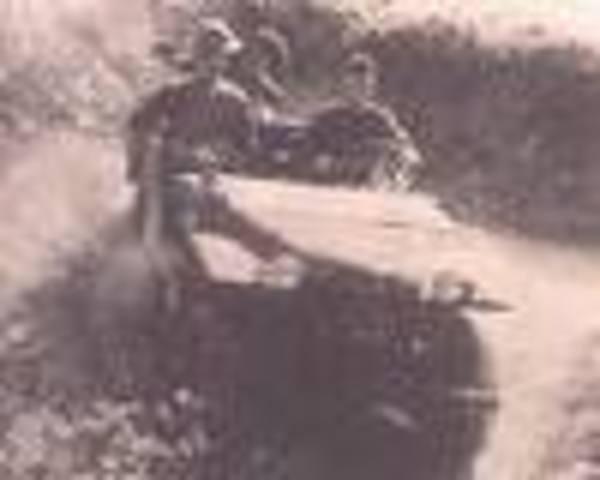 Advance - Karl Pabst - Jeep