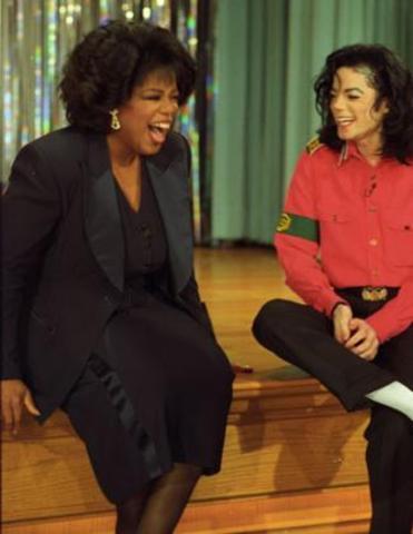 Entrevista Oprah Winfrey