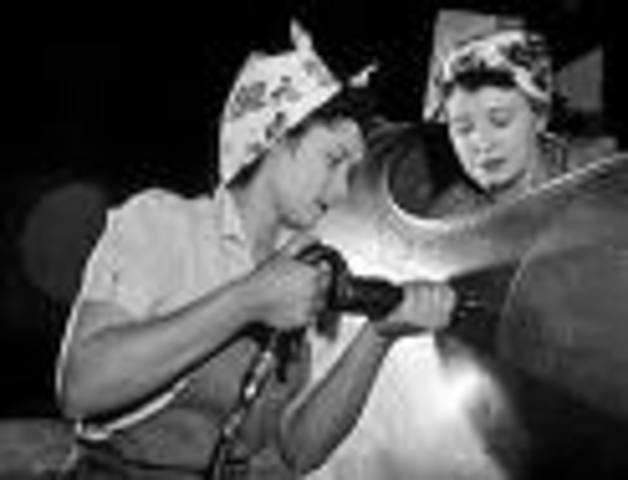 Work - Industrial - Wars 1941 - 1955