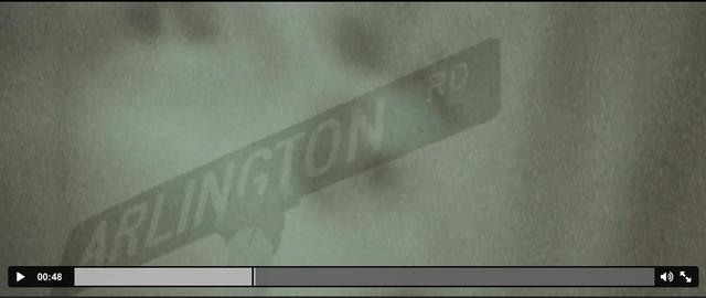 Arlington road sign