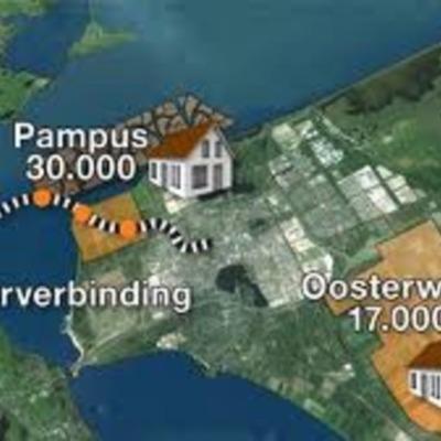 Schaalsprong Almere timeline
