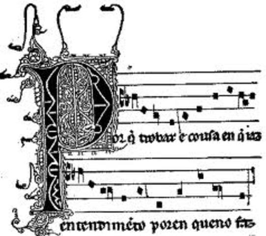 Cantigas of Santa María