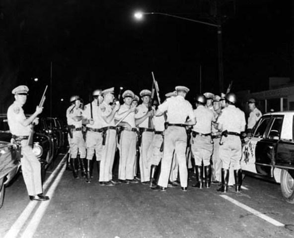 Watts Riots of 1965