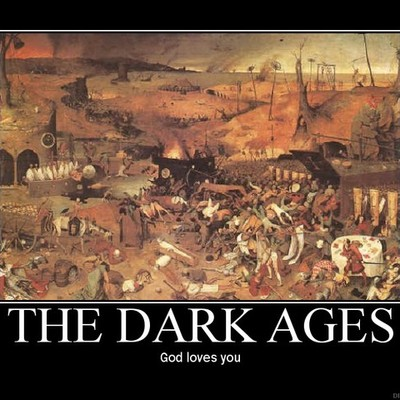 The Dark Ages timeline