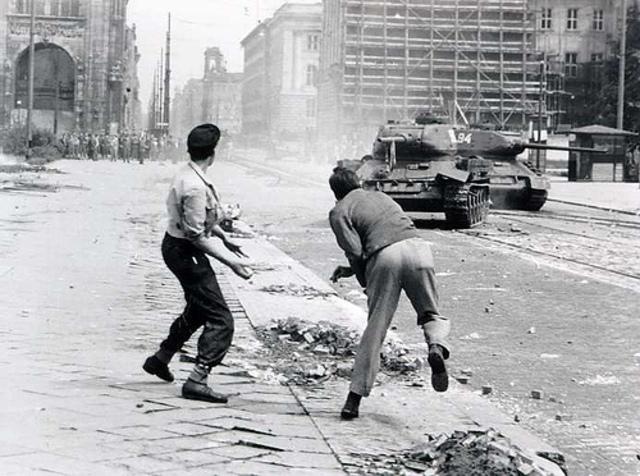 1953 East German Uprising