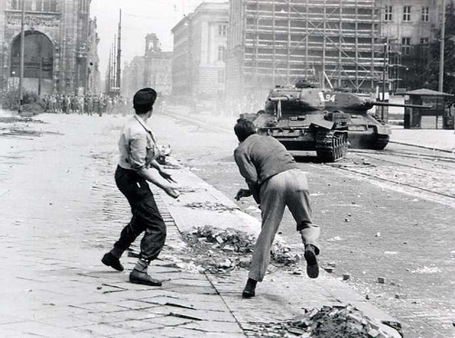 1953 East German Uprising
