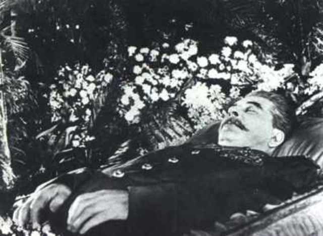 Stalin dies.