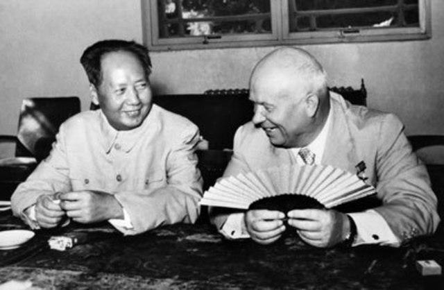 Sino-Soviet split