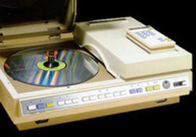 Videodiscs created