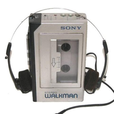 Walkman created
