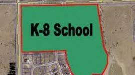 K-8 School Years timeline