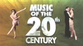 Music 1900-2000 timeline