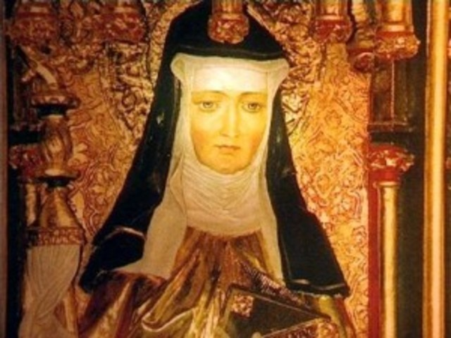 The visions of Hildegard.
