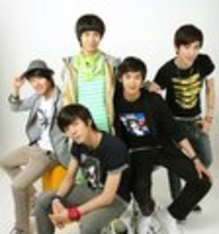 Shine eare a Korean boy band