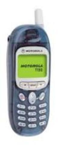 Mi primer teléfono móvil, de marca motorola.