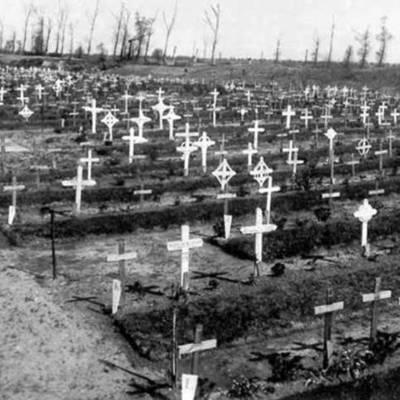 La Grande Guerre en Canada timeline