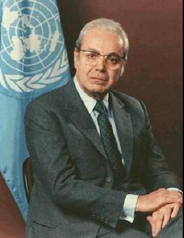 Propuesta de Venezuela de solucionar el conflicto con la intervención del Secretario General de la ONU
