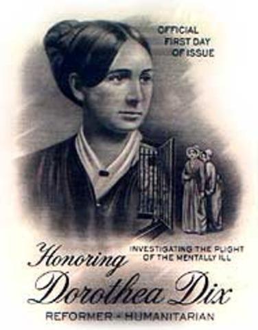 Dorethea Dix: Battlefield nurse