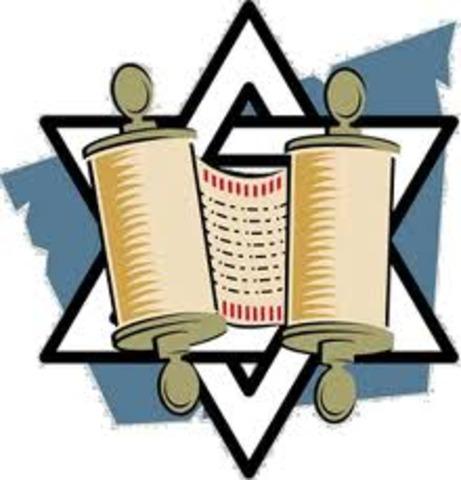My First Torah Reading