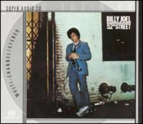 Billy Joel's 52nd Street is first CD album released