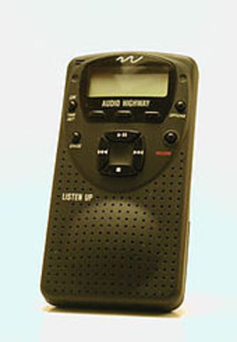 MP3s are massed produced by SaeHan Company out of Korea with 32MB compacity
