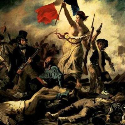 Francia forradalom timeline